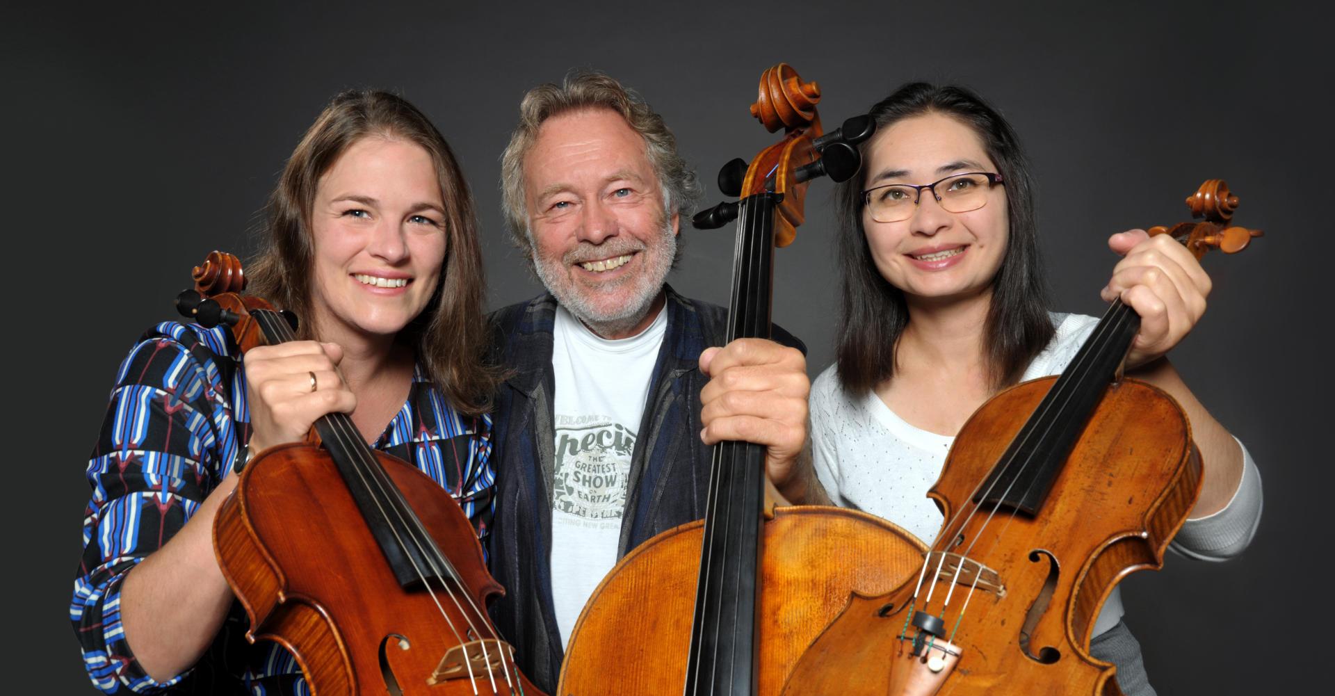 Eybler-Trio Streichtrio Nürnberg
